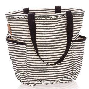 Retro Metro Thirty One striped bag *NWT